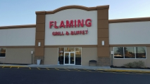 <h5>Flaming Grill</h5><p>Route 300 Newburgh, NY</p>
